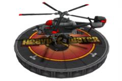 Heavy-Water-Strike-Surveillance-Helicopter