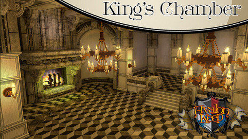 Avalon Keep: King's Chamber DLC