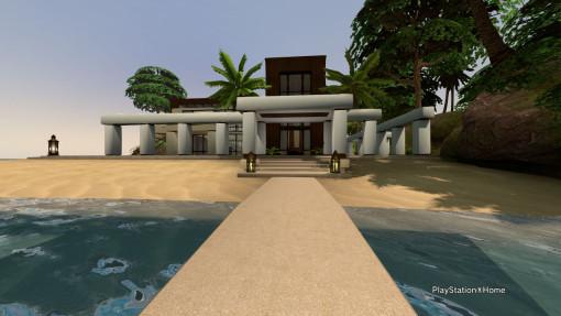 Diamond Beach Mansion