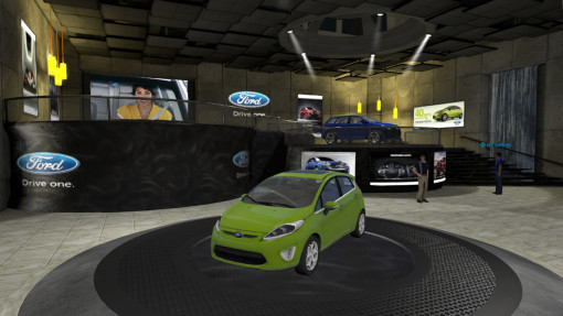 Ford Showroom